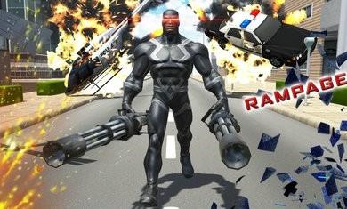 英雄犯罪模拟游戏