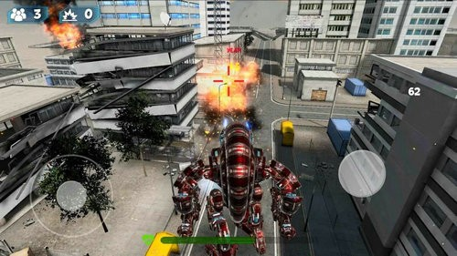毁灭机器人FPS