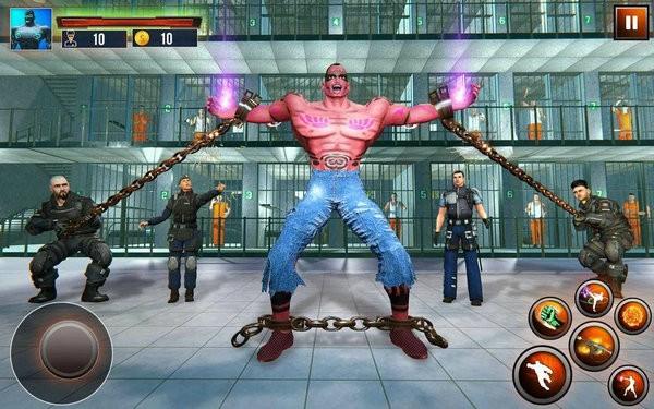 超级英雄监狱逃生游戏下载