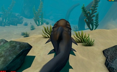 海底大猎杀游戏