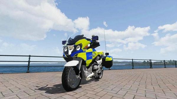 警察摩托追逐游戏下载
