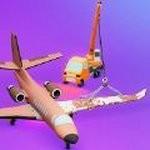 修理飞机游戏
