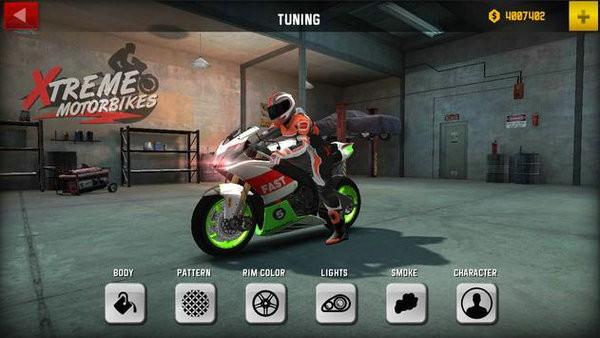 极限摩托车游戏破解版
