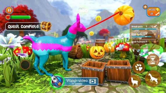 骆驼模拟器游戏下载