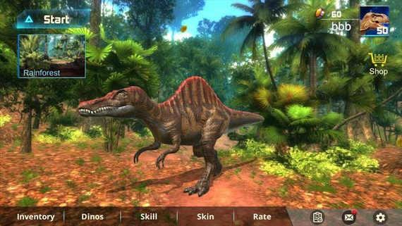纪棘龙模拟器游戏下载