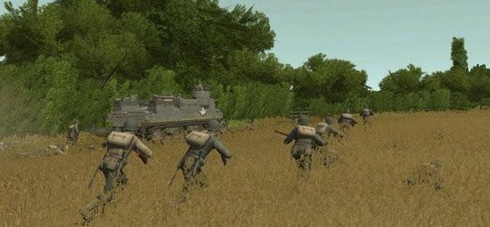 战斗任务诺曼底4.0汉化版