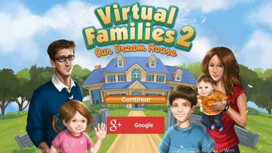 虚拟家庭2无限金币版中文版