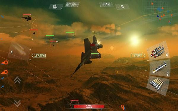 搏击长空制空霸权安卓版