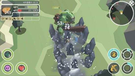 战士村游戏手机版