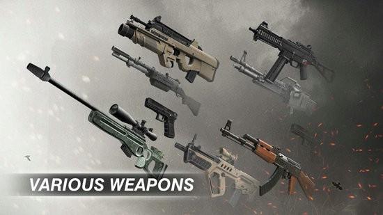 现代战争的呼唤无限子弹版