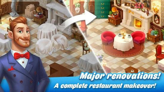 餐厅复兴最新破解版