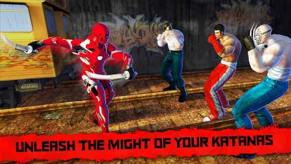 超级忍者之战无限金币破解版