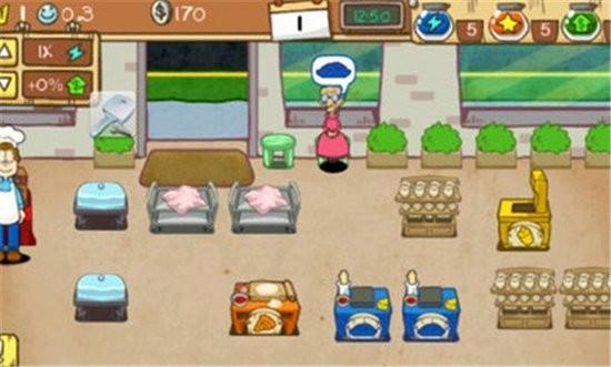 加菲猫餐厅无限猫币金币版