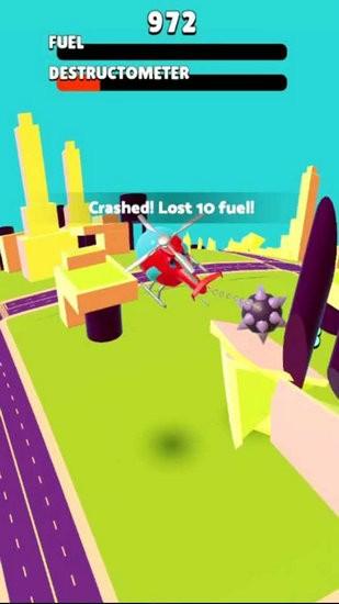 恶魔直升机游戏安卓版