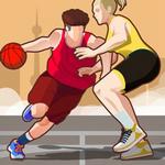 单挑篮球无限金币版
