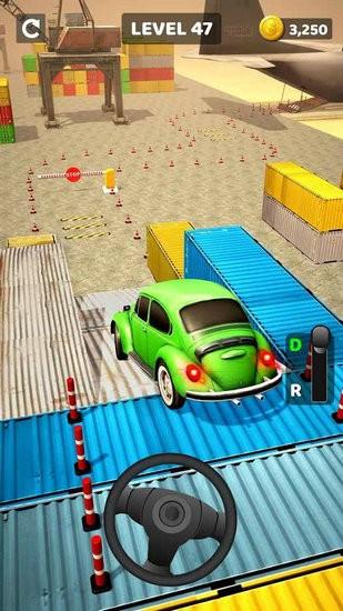 3D真实停车课无限金币版