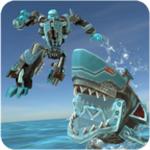 机器鲨无限金币钻石版