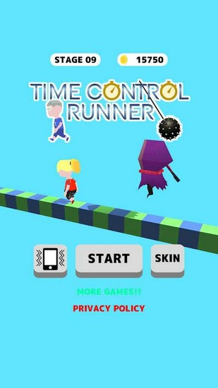 时间控制跑步者无限金币版
