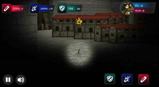 进击的巨人游戏手机版下载中文版