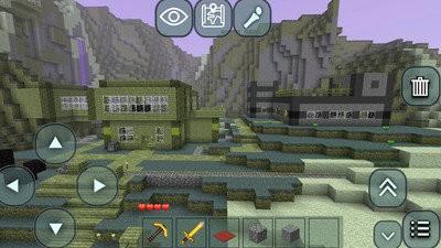 探索迷你世界建造房子游戏破解版