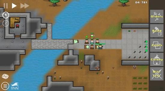 殖民地建设模拟器无限金币版