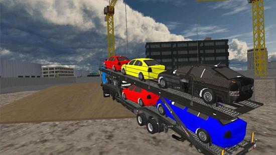 国际卡车驾驶模拟器游戏破解版