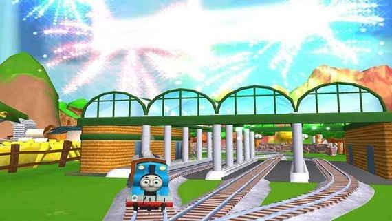 托马斯和朋友魔幻铁路