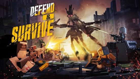 僵尸病毒打击游戏中文版