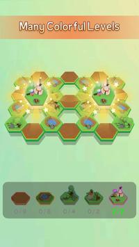 六边形填充游戏破解版