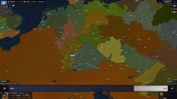 文明时代2欧洲