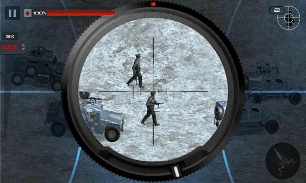3D狙击手