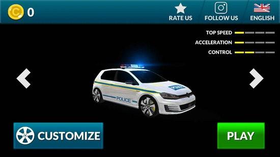 警车游戏模拟2021安卓破解版