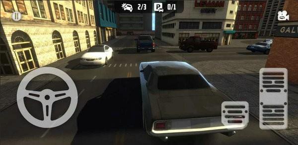真实的停车场驾驶员模拟破解版下载