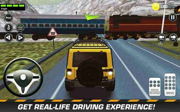赛车驾驶模拟游戏破解版下载