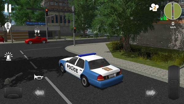 警察巡逻模拟器手机版