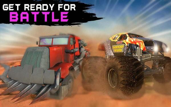 卡车特技游戏2021破解版下载