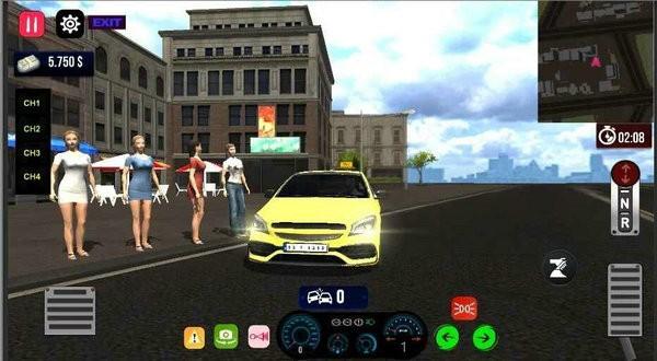 出租车游戏2021破解版