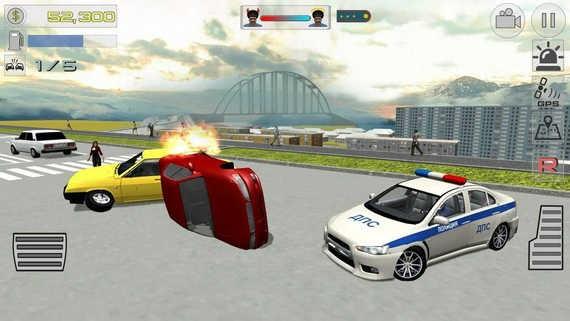 交通警察模拟器手机版下载