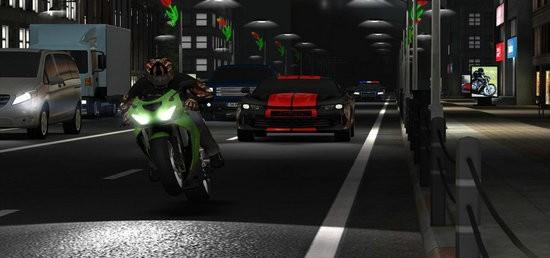赛车狂热摩托破解版下载