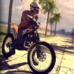 泥地极限摩托