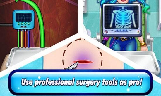 心脏手术游戏中文版