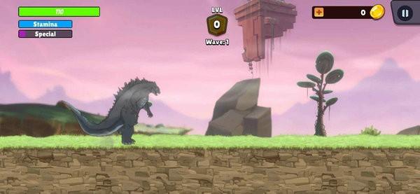 哥斯拉vs金刚联盟最新版游戏下载
