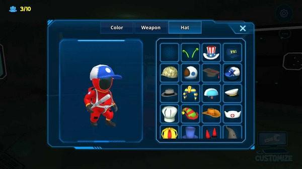 太空狼人杀3D游戏下载
