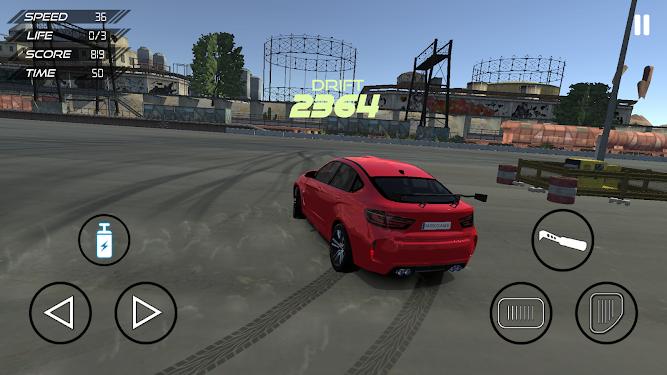 宝马X6驾驶赛车模拟器2021