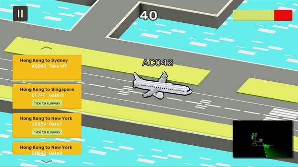 迷你机场游戏下载破解版