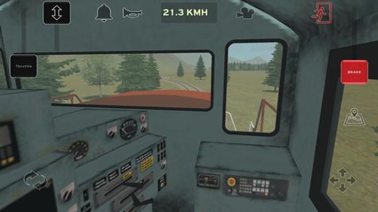 铁路列车模拟器汉化版