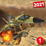 战斗机空袭炮舰之战