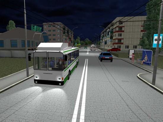 无轨电车模拟器无限金币版