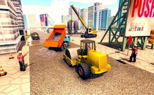 大城市道路建设2
