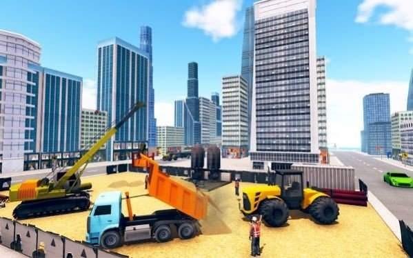 大城市道路建设2安卓版下载